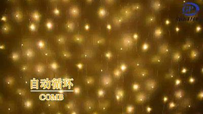 铜线窗帘灯系列1