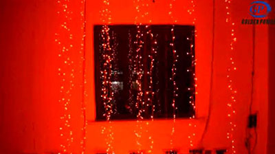 Firecracker light string