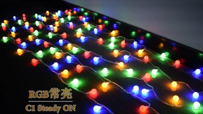 涂鸦APP11功能+音乐模式球灯串