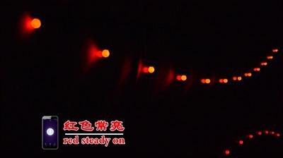 涂鸦APP RGB64功能球泡灯串2