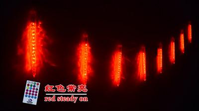 遥控器RGB64功能冰条灯串